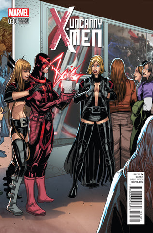 UNCANNY X-MEN #30 1/20 LARROCA WELCOME HOME VARIANT