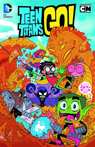 TEEN TITANS GO (2013) TPB VOL 01 PARTY, PARTY!