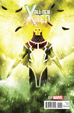 ALL NEW X-MEN #39 COSMICALLY ENHANCED VARIANT