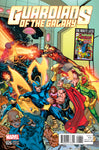 GUARDIANS OF THE GALAXY #26 1/15 RANEY AVENGERS VARIANT