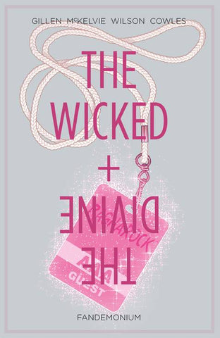 THE WICKED + THE DIVINE TPB VOL 02 FANDEMONIUM