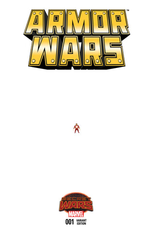 ARMOR WARS #1 FERRY ANT SIZED VARIANT