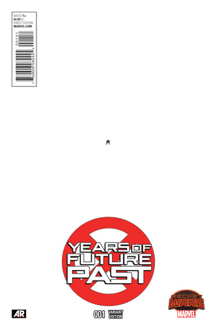 YEARS OF FUTURE PAST #1 1/15 PERKINS ANT SIZED VARIANT
