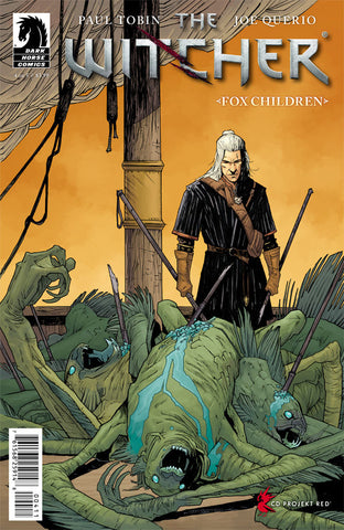 WITCHER FOX CHILDREN #4