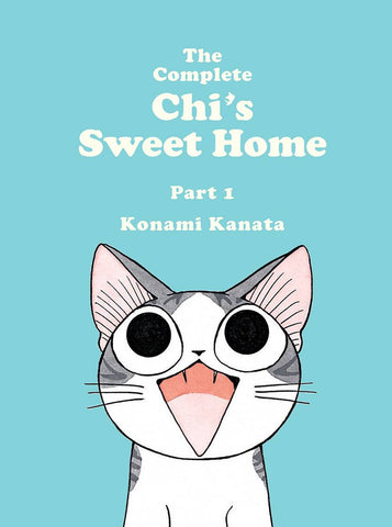 THE COMPLETE CHI'S SWEET HOME VOL 01