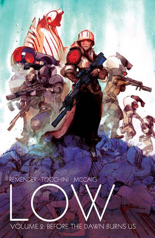 LOW TPB VOL 02 BEFORE THE DAWN BURNS US