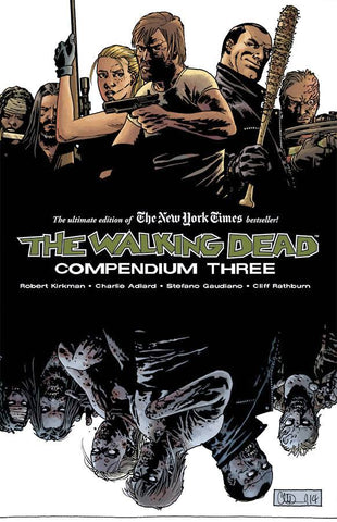 WALKING DEAD COMPENDIUM TPB VOL 03