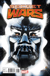 SECRET WARS #8 1/25 COKER VARIANT