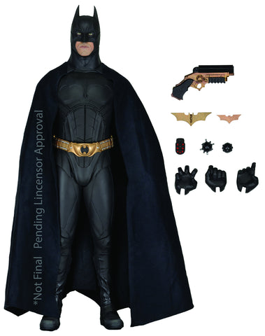 BATMAN BEGINS 1/4