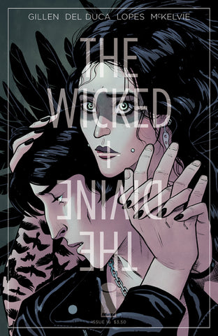 THE WICKED + THE DIVINE #16 VARIANT