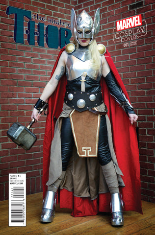 MIGHTY THOR #1 1/15 COSPLAY VARIANT