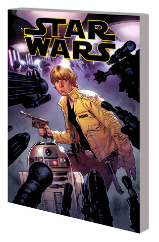 STAR WARS TPB VOL 02 SHOWDOWN ON THE SMUGGLER'S MOON