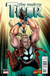 MIGHTY THOR #2 1/20 FRENZ MARVEL 92 VARIANT