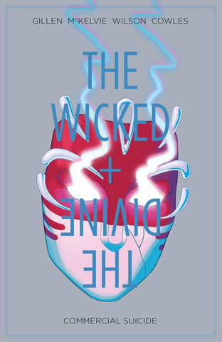 THE WICKED + THE DIVINE TPB VOL 03 COMMERCIAL SUICIDE