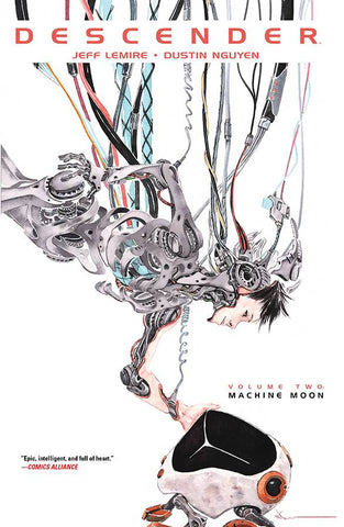 DESCENDER TPB VOL 02 MACHINE MOON