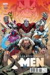 EXTRAORDINARY X-MEN #8 LASHLEY CONNECTING VARIANT