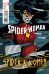 SPIDER-WOMAN #6 1/20 RODRIGUEZ VARIANT