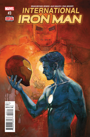INTERNATIONAL IRON MAN #3