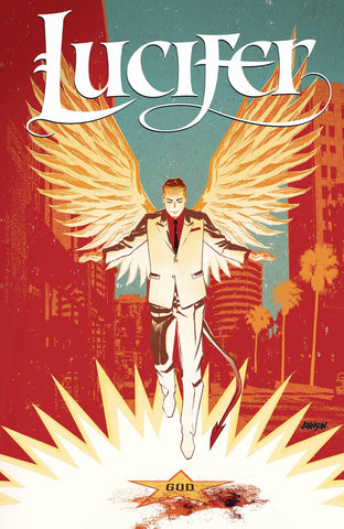 LUCIFER (2015) TPB VOL 01 COLD HEAVEN