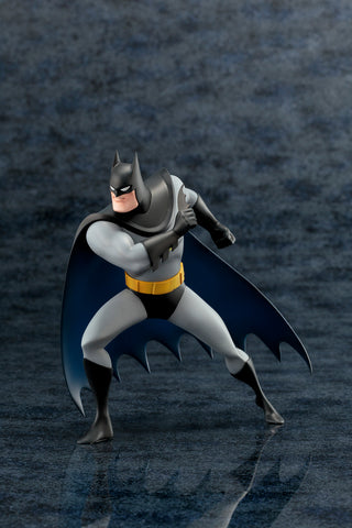 ARTFX+ BATMAN ANIMATED VERSION