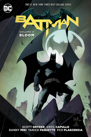 BATMAN (NEW 52) TPB VOL 09 BLOOM