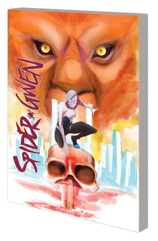 SPIDER-GWEN TPB VOL 02 WEAPON OF CHOICE