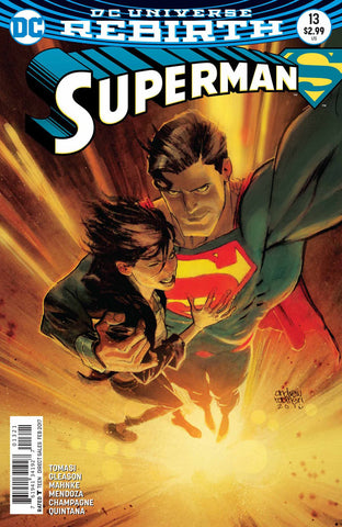SUPERMAN (2016) #13 VARIANT