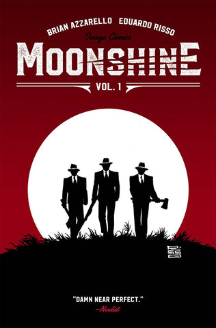 MOONSHINE TPB VOL 01 DAMN NEAR PERFECT