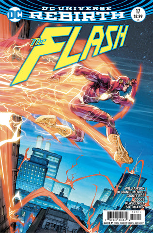 FLASH #17 VARIANT