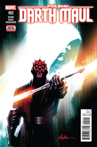 STAR WARS DARTH MAUL #2