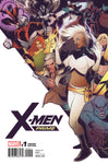 X-MEN PRIME #1 TORQUE CONNECTING VARIANT