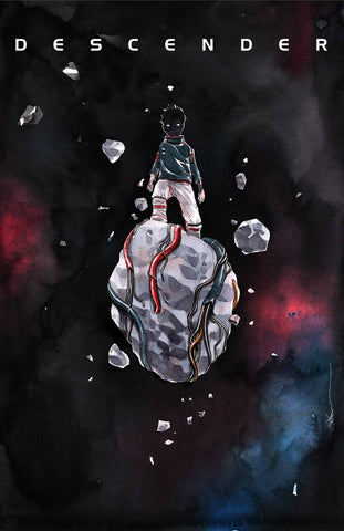DESCENDER TPB VOL 04 ORBITAL MECHANICS