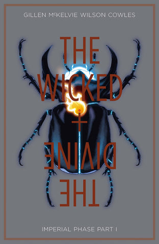 THE WICKED + THE DIVINE TPB VOL 05 IMPERIAL PHASE PART 1