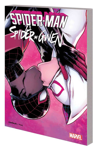 SPIDER-MAN/SPIDER-GWEN SITTING IN A TREE TPB