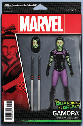 ALL NEW GUARDIANS OF GALAXY #1 CHRISTOPHER ACTION FIGURE VARIANT