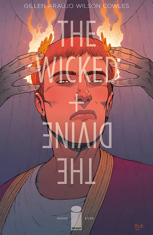 THE WICKED + THE DIVINE 455 AD #1 VARIANT (ONE-SHOT)