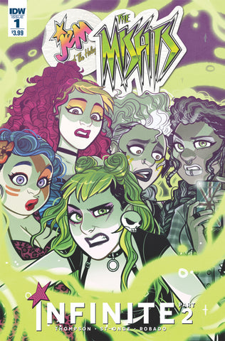 JEM AND THE HOLOGRAMS MISFITS INFINITE #1