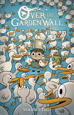 OVER THE GARDEN WALL TPB VOL 02