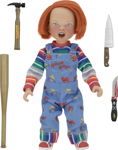 CHILD'S PLAY CHUCKY 8IN
