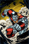 INVINCIBLE IRON MAN #9 X-MEN TRADING CARD VARIANT