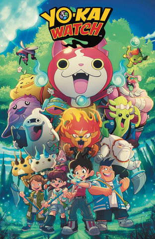 YO-KAI WATCH HARDCOVER