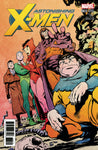 ASTONISHING X-MEN #3 1/25 GREENE VARIANT