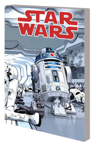STAR WARS TPB VOL 06 OUT AMONG THE STARS