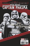 JOURNEY TO STAR WARS LAST JEDI CAPTAIN PHASMA #3 1/15 MOVIE VARIANT