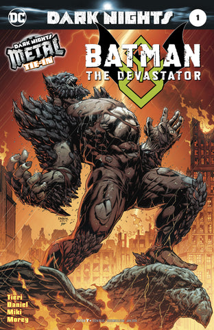 BATMAN THE DEVASTATOR #1