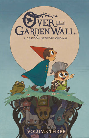 OVER THE GARDEN WALL TPB VOL 03