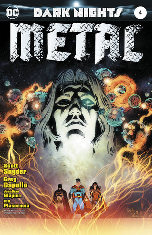 DARK NIGHTS METAL #4