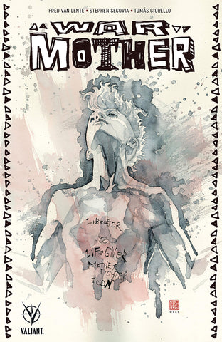 WAR MOTHER TPB
