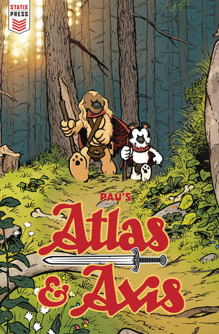 ATLAS AND AXIS #1 VARIANT