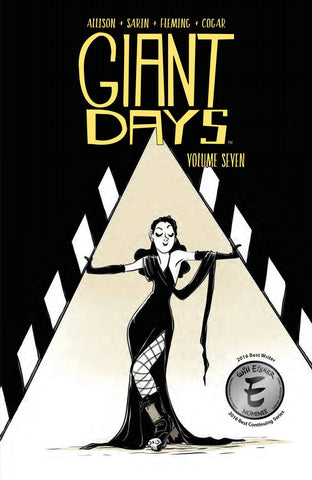 GIANT DAYS TPB VOL 07